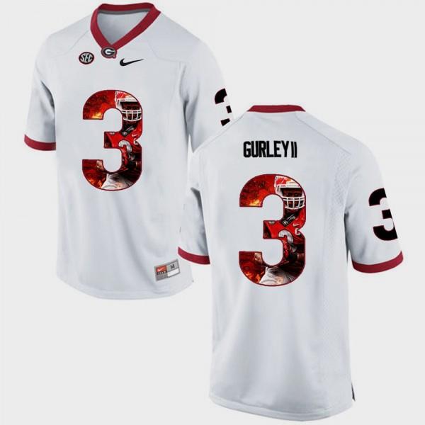 gurley georgia jersey
